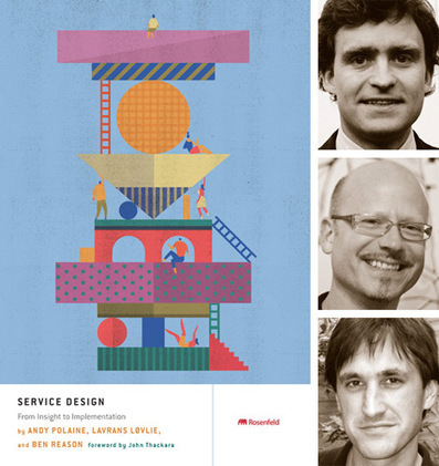 Service Design: From Insight to Implementation - Exclusive Excerpt, Part 2 - Core77   One cultural anthropologist who endorse in Service Design   Scoop.it