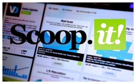 Scoop.it : Conseils pour optimiser vos topics | Curation | Veille | Strategic Intelligence | Scoop.it