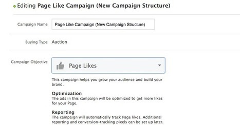 Facebook Advertising Campaign Structure: A Hands On Tour | Social tools | Scoop.it