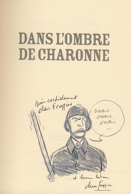 « Dans l'ombre de Charonne » ou les lumières d'une restitution graphique. | BD et histoire | Scoop.it