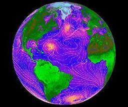 Watching Earth's Winds, On a Shoestring | Sustain Our Earth | Scoop.it