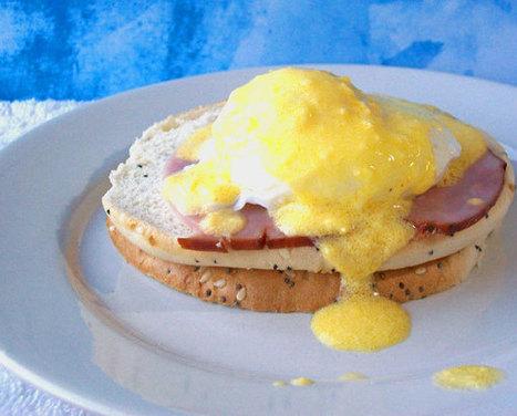 The Patriotic Pam...: Eggs Benedict Recipe | Food & Recipes | Scoop.it
