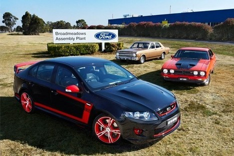 Ford brings FPV Falcon production in house [w/video] | CAR INDUSTRY | Scoop.it