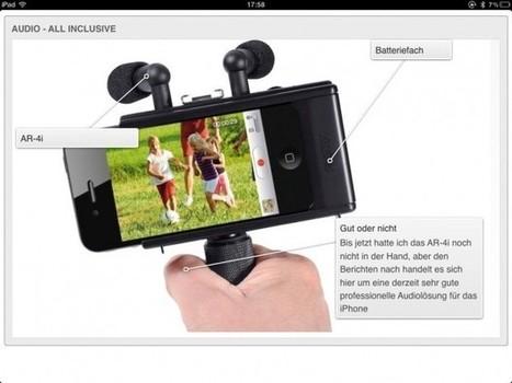 Mobile Reporting: Kostenloses Sachbuch für mobile Reporter | Handy-Reporter | Scoop.it