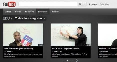 Google ha lanzado novedades para profesores dentro de Youtube | Psicología desde otra onda | Scoop.it