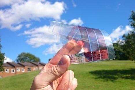 Invention Evokes Indoor Solar Cells That Capture Indirect Light | ENERGY&FOOD | Scoop.it