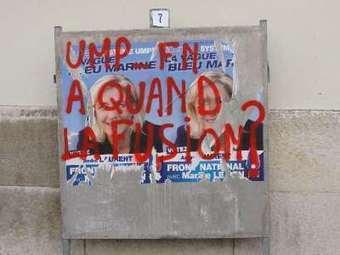 UMP-FN, à quand la fusion ? | #FrontContreFront | Scoop.it