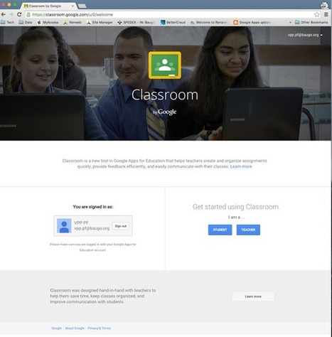 Everything You Need To Know In Google Classroom (Part 1) | The Gooru | Informática Educativa y TIC | Scoop.it