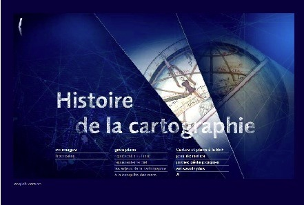 Histoire de la cartographie | E-apprentissage | Scoop.it