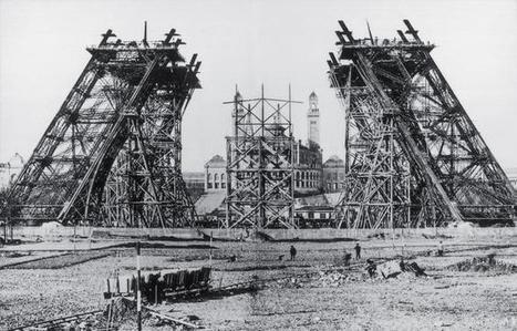 Gustave Eiffel, le magicien du fer | Ressources pour la Technologie au College | Scoop.it