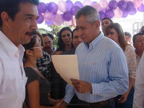 Colima Noticias: Mario descarta que él o Peña Nieto, vayan a elegir al candidato priísta a la gubernatura | Noticias Colima | Scoop.it
