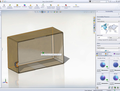 SolidWorks Sustainability | Simulation & Flow | 3-D Product Design & SolidWorks vendor in Singapore | Scoop.it