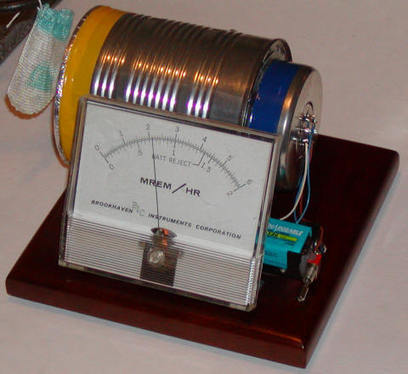 Cheap Sensitive Radiation Detector Security Measurement   News You Can Use - NO PINKSLIME   Scoop.it