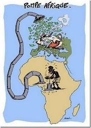 Caricature : Afrique pompe a fric   Actualités Afrique   Scoop.it