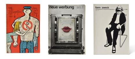 Masse und Klasse: Graphic Design in the GDR   Werkbundarchiv - Museum der Dinge   design exhibitions   Scoop.it