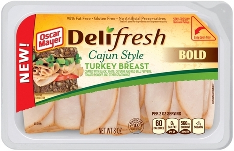 Oscar Mayer Plugs New 'Bold' Flavors By Attacking Deli Case   J320- Class Related   Scoop.it