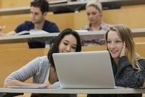 Enquête sur les usages du numérique à l'université   Thot Cursus   numérique éducation handicap   Scoop.it