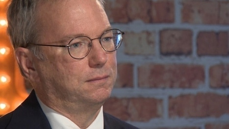 Google's Eric Schmidt rejects criticism from Julian Assange, FBI - CBC.ca | Cyber rebels | Scoop.it