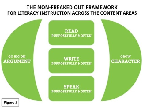 The Non-Freaked Out Framework: Five Things We've Got to Keep Getting Better At | Cool School Ideas | Scoop.it