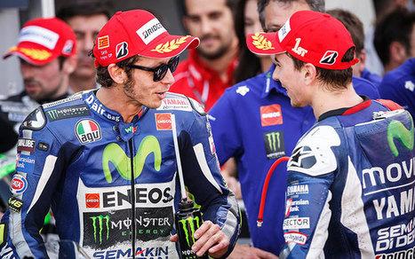 Rossi needs 'stuff' to happen - Oxley/Motor Sport Magazine   Racing news from around the web   Scoop.it