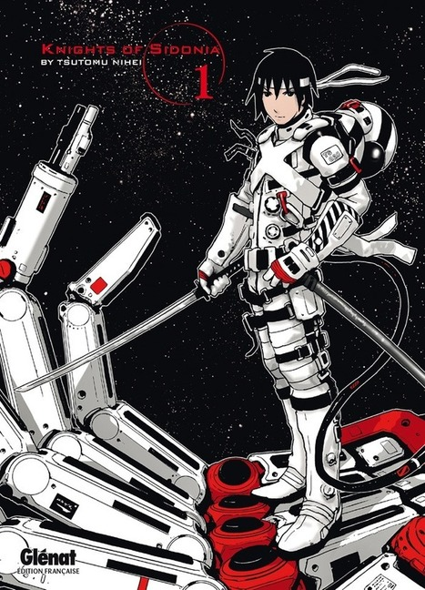 Une série SF que personne ne BLAME ! | Manga.Tv - Anime Online ... | Tsutomu Nihei | Scoop.it