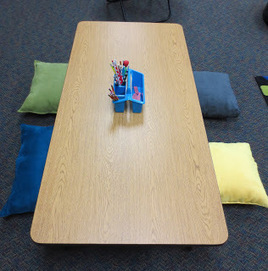 Setting Up for Second: Mid-year Update: Alternative Seating | EDCI397 Project Based Learning | Scoop.it