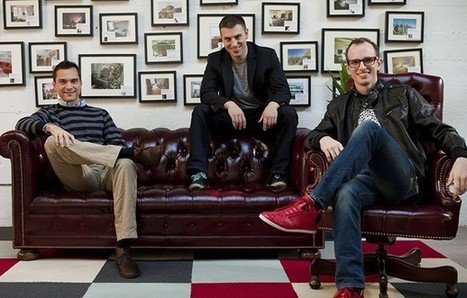 Airbnb Co-Founder: If Rejection Slows You Down, Entrepreneurship Isn't For You | Fashion | Scoop.it