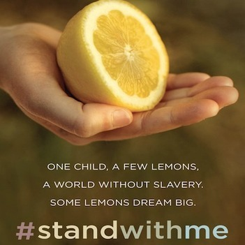 #standwithme #MakeAStandLemonade Stop #human #trafficking | Yellow Boat Social Entrepreneurism | Scoop.it