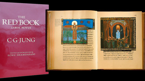 """""""The Red Book"""" by Carl Jung: A Primer For Healing Madness In A Mad World 