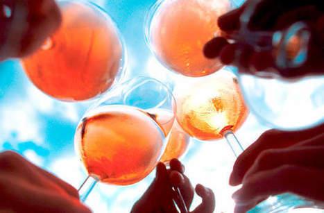 12 rosés de vignerons passionnés, ça tombe bien c'est l'été, il fait beau, il fait chaud!!! | Verres de Contact | Scoop.it