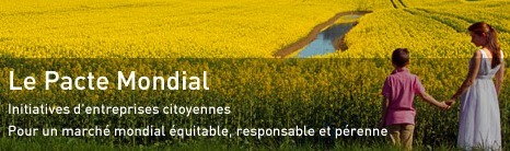 Le Global compact, un outil au service des PME pour construire leur RSE | Le flux d'Infogreen.lu | Scoop.it