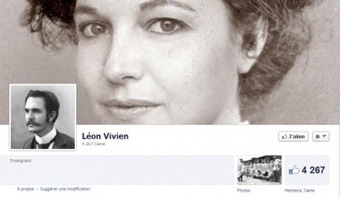 La première guerre mondiale sur Facebook | Cabinet des curiosités | Scoop.it