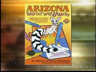 Arizona Way Out West & Wacky | publishing, author, write, books, schools, teachers, publicity, marketing | Scoop.it