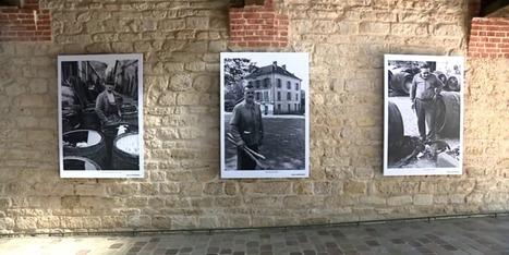 Le salut de Robert Doisneau aux derniers travailleurs du vin de Bercy | Photographie | Scoop.it