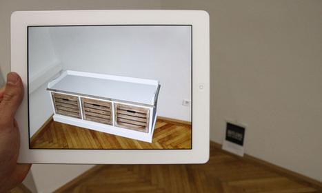 "Virtuelle Tagträume mit ""Augmented Reality"" « DiePresse.com | Augmented Reality und Spiele | Scoop.it"