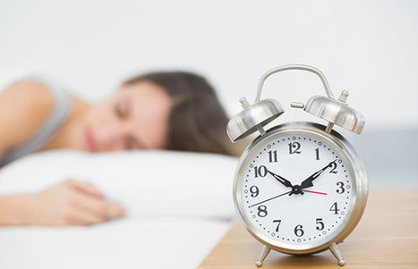 Can't Sleep? Your Guide to a Better Night's Rest | Naturopathy & Nutrition | Scoop.it