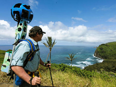 Google will soon let you tour Hawaii from your computer - CBS News | Hawaii's News @ Twitter Speed! | Scoop.it
