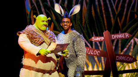 DreamWorks, Fox Bring 'Shrek the Musical' to the Living Room - Variety | Shrek | Scoop.it