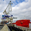 First fully laden Capesize Vessel ever to arrive at a German Seaport | bulk solids handling | Scoop.it