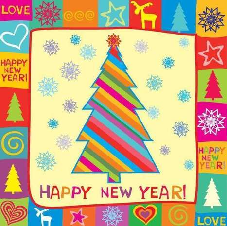 Happy New Year Wishes 2015 | Wallpapers | Scoop.it