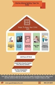 Home Alone Tips For Kids By Installing Home Security System | Home Security System New Jersey | Scoop.it
