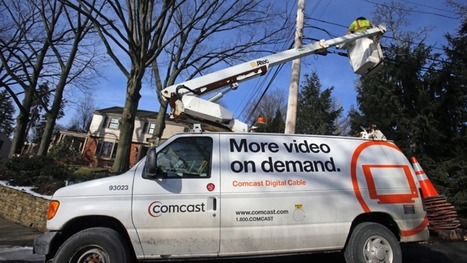 Much-hated Comcast tries customer service improvements | Cable TV | Scoop.it