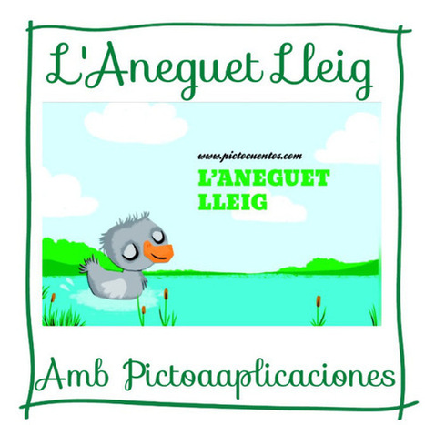 L´Aneguet Lleig | mardecoseslogopedia | Scoop.it