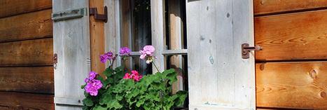 Les avantages du bois pour concevoir son éco-habitat | Peinture écologique à l'huile de lin | Scoop.it