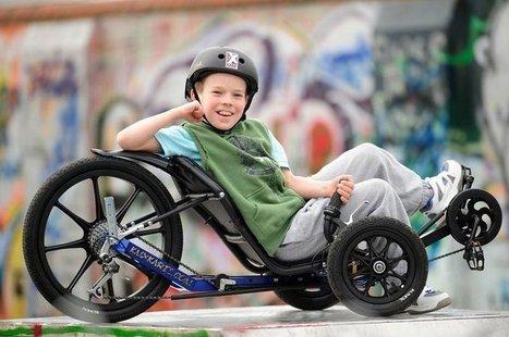 Trike Asylum | Bikes and welding projects | Scoop.it
