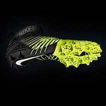 Nike's 3rd 3D Printed Football Cleat Concept   3D_Materials journal   Scoop.it