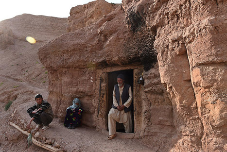 Bamiyan's ancient cave dwellings shelter homeless Afghans   Art Daily   Kiosque du monde : Asie   Scoop.it