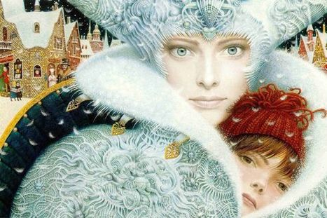 Walt Disney revient aux contes d'Andersen avec Frozen | BiblioLivre | Scoop.it