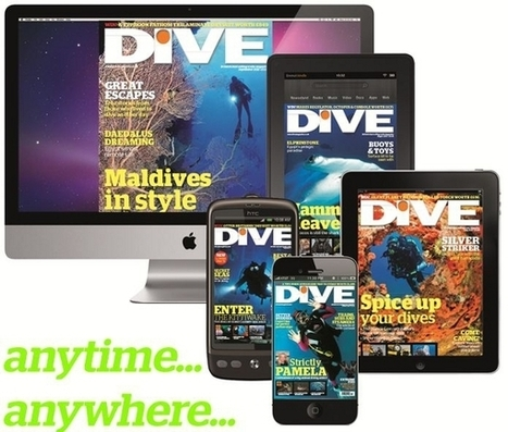 Dive Magazine Free | Active Goflow | Scoop.it