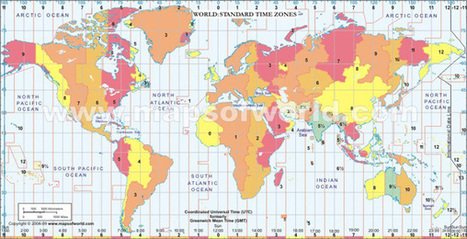 World Thematic Maps | Thematic Maps | Scoop.it